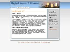 Hedland, Brennan & Heideman A Professional Corporation (Anchorage, Alaska)