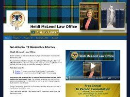 Heidi McLeod Law Office (San Antonio, Texas)