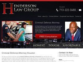 Henderson Law Group (Bell Co., Texas)