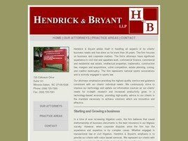 Hendrick Bryant Nerhood & Otis, LLP (Winston-Salem, North Carolina)