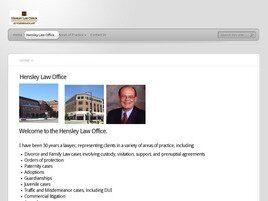 Hensley Law Office (Champaign, Illinois)