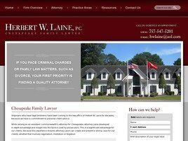 Herbert W. Laine, P.C. (Chesapeake, Virginia)