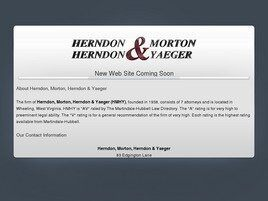 Herndon, Morton, Herndon & Yaeger (Wheeling, West Virginia)
