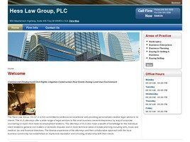 Hess Law Group, PLC (Detroit, Michigan)