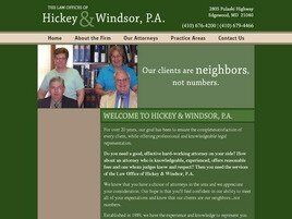Hickey & Windsor, P.A. (Bel Air, Maryland)