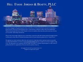Hill Evans Jordan & Beatty, PLLC (Greensboro, North Carolina)