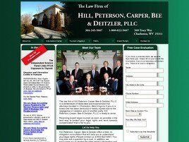 The Law Firm of Hill, Peterson, Carper, Bee & Deitzler, P.L.L.C. (Huntington, West Virginia)