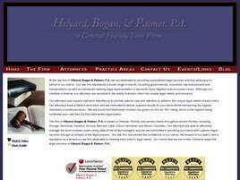 Hilyard, Bogan & Palmer, P.A. (Kissimmee, Florida)