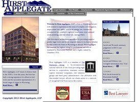 Hirst Applegate A Limited Liability Partnership (Albany Co., Wyoming)