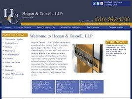 Hogan & Cassell LLP (Nassau Co., New York)