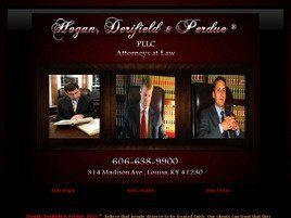 Hogan Derifield & Perdue PLLC (Huntington, West Virginia)