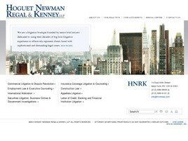 Hoguet Newman Regal & Kenney, LLP (New York, New York)