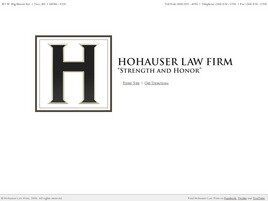 Hohauser Law Firm (Detroit, Michigan)