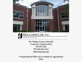 Holcomb Law, P.C. (Hampton, Virginia)
