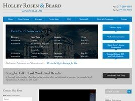 Holley, Rosen & Beard (Decatur, Illinois)