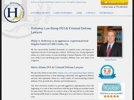Holloway Law Group DUI & Criminal Defense Lawyers (Woodstock, Georgia)