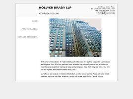 Hollyer Brady LLP (New York, New York)