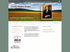 Honey Kessler Amado (Riverside Co., California)