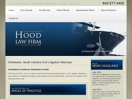 Hood Law Firm, LLC (Charleston, South Carolina)