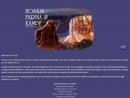 Hoskin Farina & Kampf Professional Corporation (Grand Junction, Colorado)
