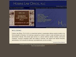 Hoskins Law Offices, PLLC (Lexington, Kentucky)