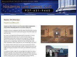 Houston Law Office, LLC (Miamisburg, Ohio)