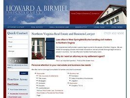 Howard A. Birmiel Attorney at Law (Burke, Virginia)