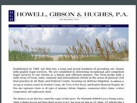 Howell, Gibson and Hughes, P.A. (Beaufort, South Carolina)