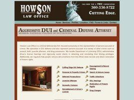 Howson Law Office (Everett, Washington)