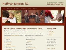 Huffman & Nixon, P.C. (Roanoke, Virginia)