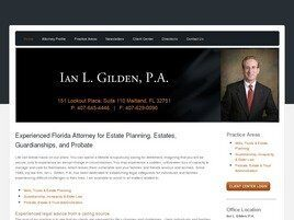 Ian L. Gilden, P.A. (Lake Mary, Florida)