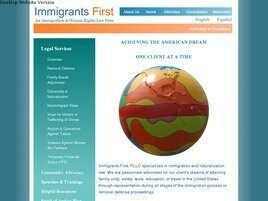Immigrants First, PLLC (Winchester, Virginia)
