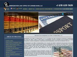 Immigration Law Office of Zainab-Khan, LLC (Atlanta, Georgia)