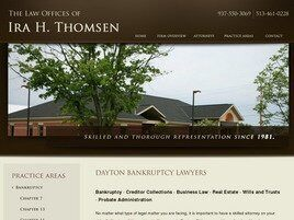 The Law Offices of Ira H. Thomsen (Dayton, Ohio)