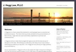J. Hegg Law, PLLC (Jacksonville, North Carolina)