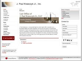 Law Office of J. Paul Krawczyk Jr., LLC (Aberdeen, Maryland)