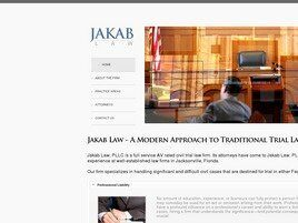 Jakab Law, PLLC (Jacksonville, Florida)