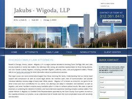 Jakubs & Wigoda, LLP (DuPage Co., Illinois)