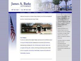 James A. Barks (Sanford, Florida)