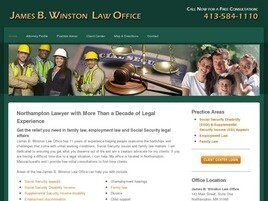 James B. Winston Law Office (Holyoke, Massachusetts)