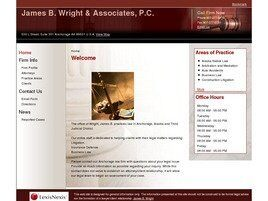James B. Wright & Associates, P.C. (Anchorage, Alaska)