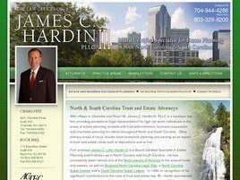 James C. Hardin III, PLLC (Charlotte, North Carolina)