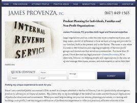 James C. Provenza PC (McHenry Co., Illinois)