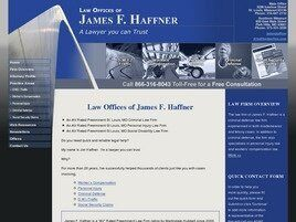 James F. Haffner (St. Louis, Missouri)