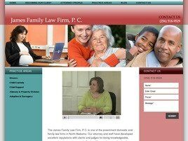 James Family Law Firm PC (Decatur, Alabama)