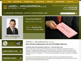 James L. Arruebarrena (Slidell, Louisiana)