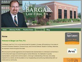 James L. Bargar (Conway, Arkansas)
