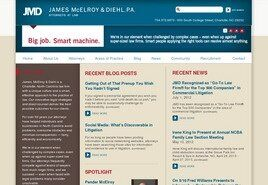 James, McElroy & Diehl, P.A. (Charlotte, North Carolina)