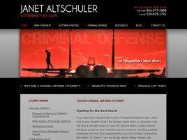 Janet Altschuler Attorney at Law (Pima Co., Arizona)