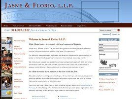 Jasne & Florio L.L.P. (White Plains, New York)